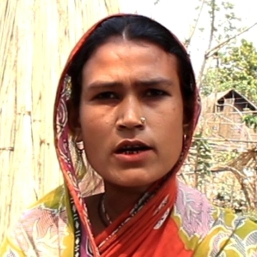 HALIMA KHATUN is a Homemaker from Birsing Part 1, Birshingjarua, Dhubri, Assam