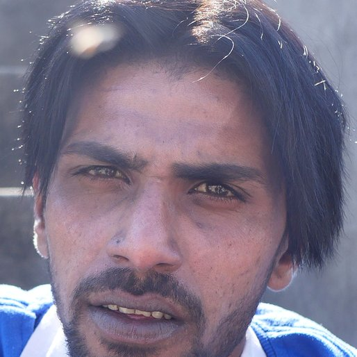 Pawan Kumar is a Wage labourer at the Food Corporation of India from Khanpur, Siwan, Kaithal, Haryana