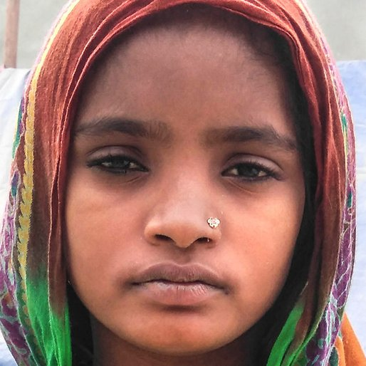 Pooja is a School dropout  from Bapura, Samalkha, Panipat, Haryana
