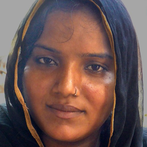 Pooja Joshi is a Daily wage labourer and homemaker from Jagdishpur, Rai, Sonipat, Haryana