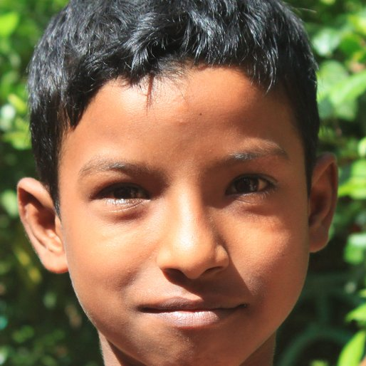 Prosenjit Rakhshit is a Student (Class 7) from Shyampur, Pursura, Hooghly, West Bengal