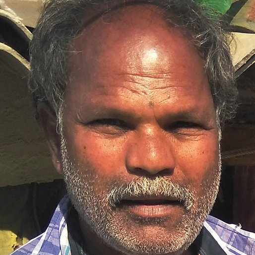 Pullaiah Bairapo is a Daily wage labourer from Alwal, Alwal, Medchal, Telangana