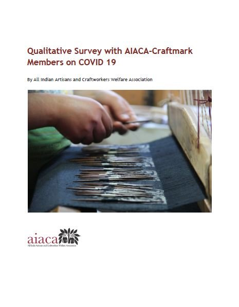 Qualitative Survey with AIACA-Craftmark Members on COVID 19
