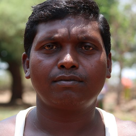 Raghav Dehuri is a Farmer from Jamudiha, Banspal, Kendujhar, Odisha