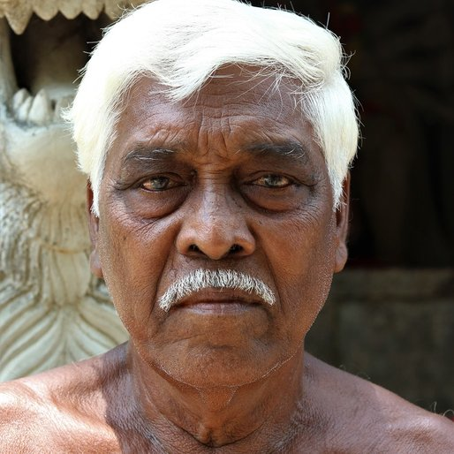 Raghunath Mallick is a Farmer from Samasarpur, Mahanga, Cuttack, Odisha