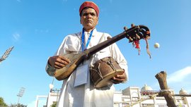 Tuning into India's many musical instruments