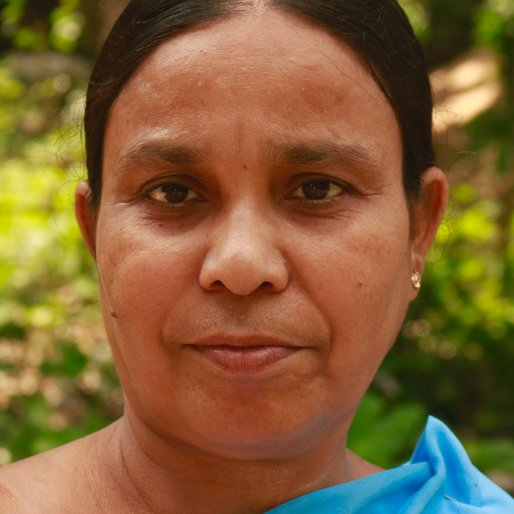 SHIKHA DASGUPTA is a ASHA worker (Accredited Social Health Activist) from Birnagar, Ranaghat I, Nadia, West Bengal