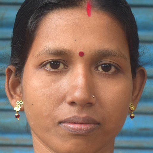 Rani Kumari Jha is a Homemaker from Haldar Para, Budge Budge-II, South 24 Parganas, West Bengal