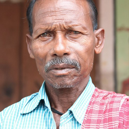 Ravi Bahan is a Farmer from Iping, Krushnaprasad, Puri, Odisha