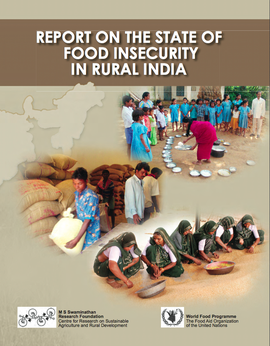 Report on the State of Food Insecurity in Rural India