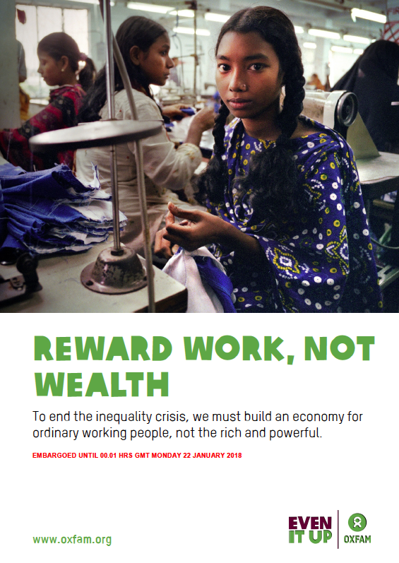 Reward Work, Not Wealth