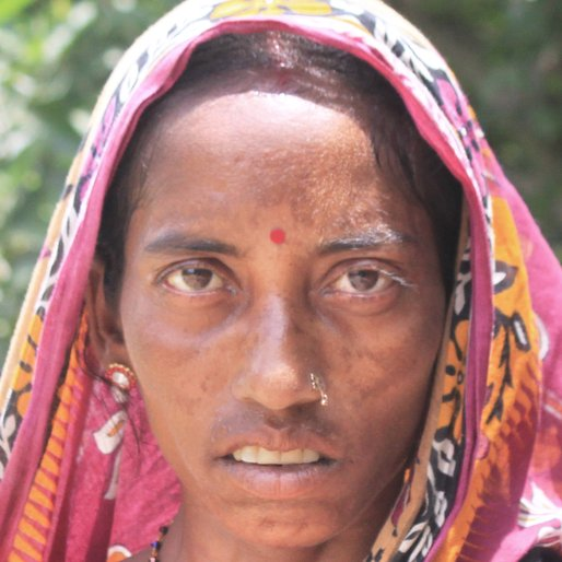Rita Bauri is a Wage labourer from Chakrapur, Khanakul-I, Hooghly, West Bengal