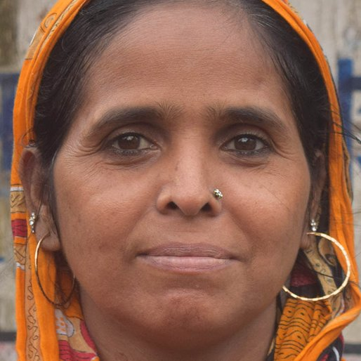 Ruksana Biwi is a Homemaker from Sahararhat, Falta, South 24 Parganas, West Bengal