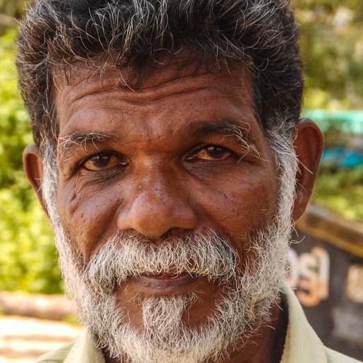 SALAM ARAIKKAL is a Fisherman from Kaipamangalam, Kodungallur, Thrissur, Kerala