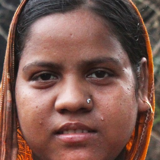 Sulekha Mistri is a Homemaker from Serajbati, Amta-I, Howrah, West Bengal