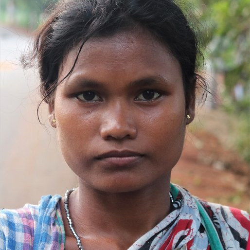 Salgi Murmu is a Daily wage labourer from Bijatala, Bijatola, Mayurbhanj, Odisha