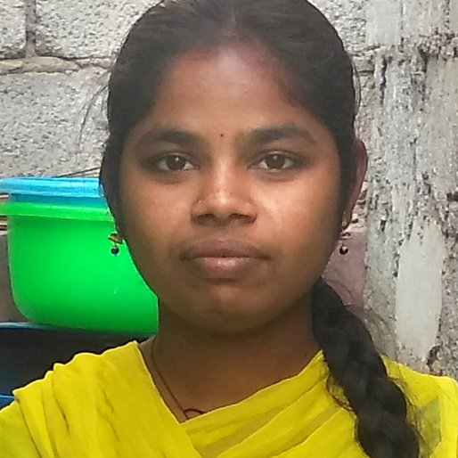 Santoshini Alakante is a Domestic worker from Oldbowenpally, Balanagar, Medchal, Telangana