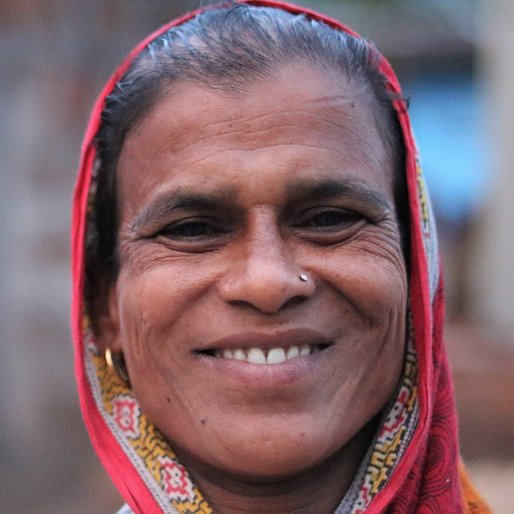 Sarojini Sahoo is a Homemaker from Benupara, Delanga, Puri, Odisha