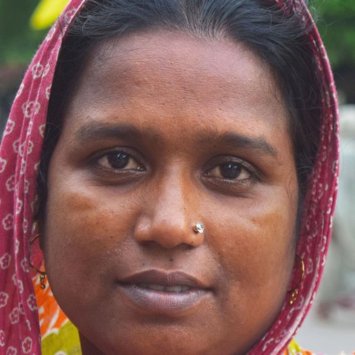 Sayeeda Biwi is a Homemaker from Pagla Hat, Bhangore-I, South 24 Parganas, West Bengal