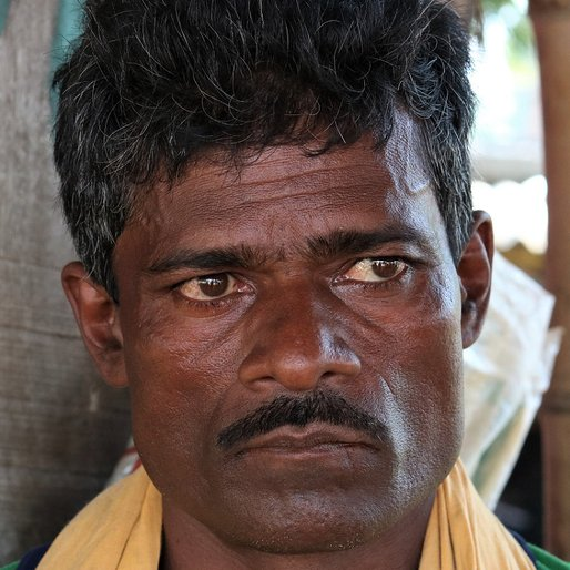 Shiva Behera is a Daily wage farm labourer from Barada, Kanas, Puri, Odisha