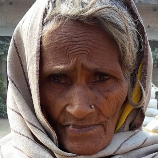 SHRIMATI BINNI is a Agricultural labourer from Mathia, Siwan, Siwan, Bihar