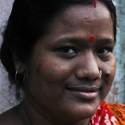 Shyamali Dhara is a Homemaker from Jagadishpur (Census town), Bally Jagachha, Howrah, West Bengal