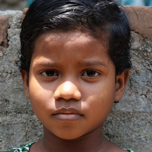 Sonali Kandi is a Student (Class 3) from Jangalbori, Gop, Puri, Odisha