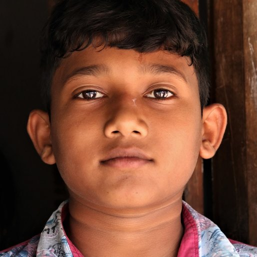 Soumyaranjan Das is a Student (Class 6) from Gadajit, Dampara, Cuttack, Odisha