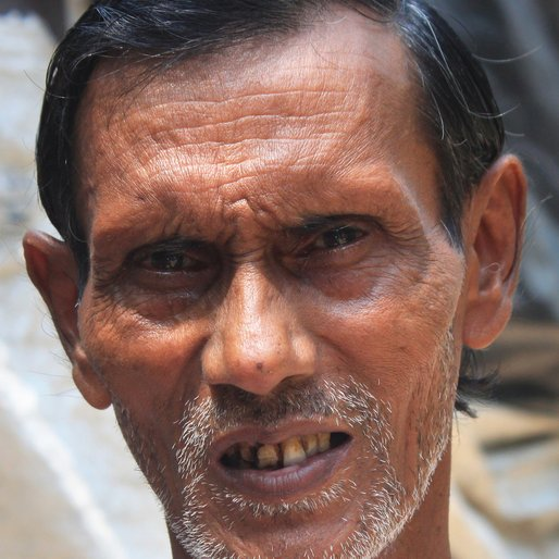 Sriram Paramanik is a Wage labourer from Katakhola , Shyampur-I , Howrah, West Bengal