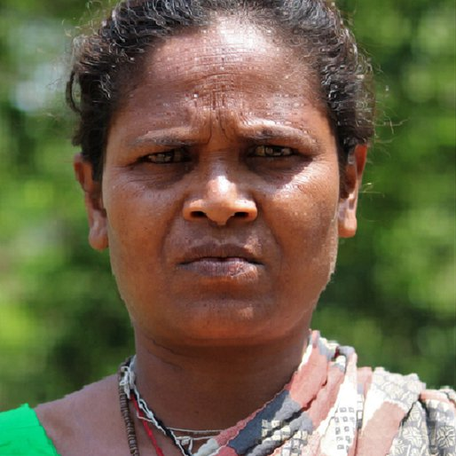 Sumi Munda is a Daily wage labourer from Kusunpur, Sukruli, Mayurbhanj, Odisha