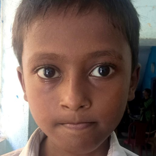 Subhajit Roy is a Student (Class 3) from Manikpur, Suti-II, Murshidabad, West Bengal
