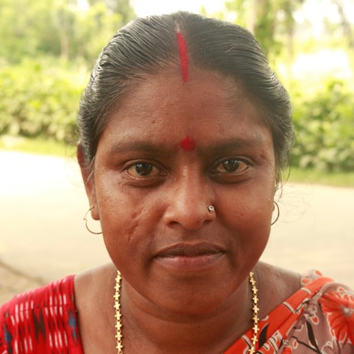Angurbala Das is a Panchayat worker from Ahiron, Suti-I, Murshidabad, West Bengal