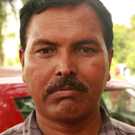 Meghnad Ghosh is a Farmer, party worker from Ahiron, Suti-I, Murshidabad, West Bengal