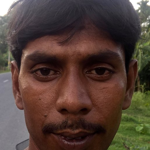 RADHAKANTA MONDAL is a Agricultural labourer from Betai, Tehatta I, Nadia, West Bengal