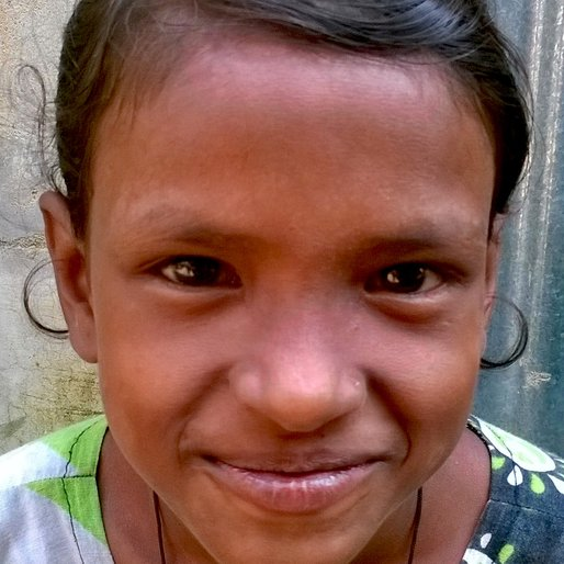 TITLI LOHAR is a Student from Goalpara, Bolpur Sriniketan, Birbhum, West Bengal