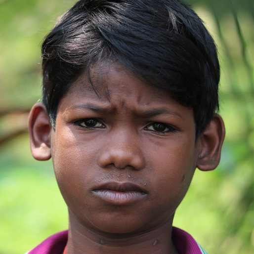 Turu Munda is a Student (Class 6) from Ghosda, Karanjia, Mayurbhanj, Odisha