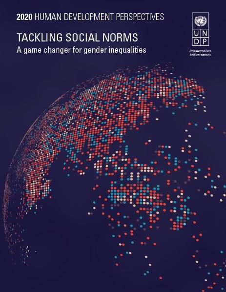 Tackling social norms: A game changer for gender inequalities