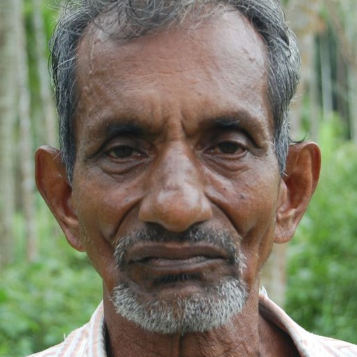BALAKRISHNAN K. is a Paddy farmer and agricultural labourer from Thenhippalam, Tirurangadi, Malappuram, Kerala