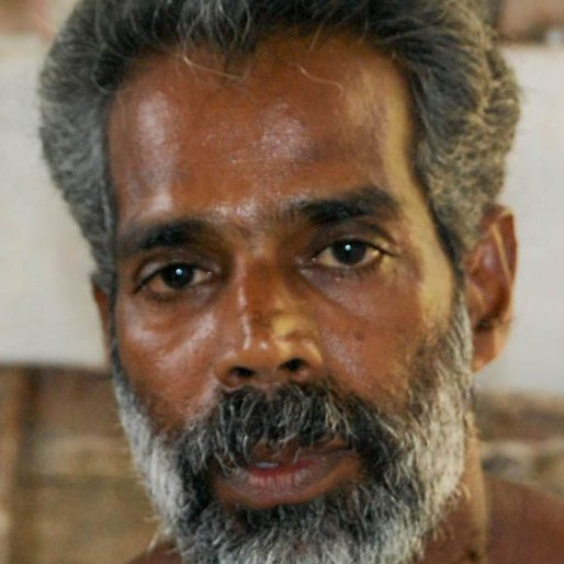 VISHWANATHAN M. V. is a Papadam maker from Kadavallur, Chowwannur, Thrissur, Kerala