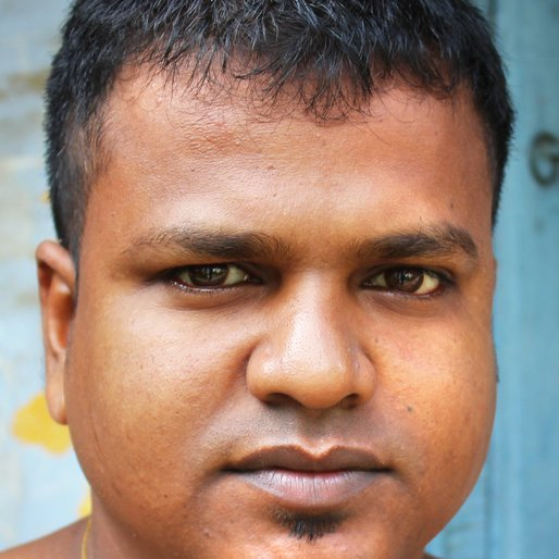 Uttam Maity is a Wage labourer from Baichi, Shyampur-II, Howrah, West Bengal