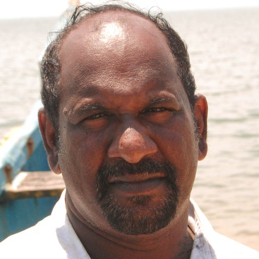 VIJAYAN K. G. is a Fisherman and contractor in the fishing business from Kaipamangalam, Kodungallur, Thrissur, Kerala