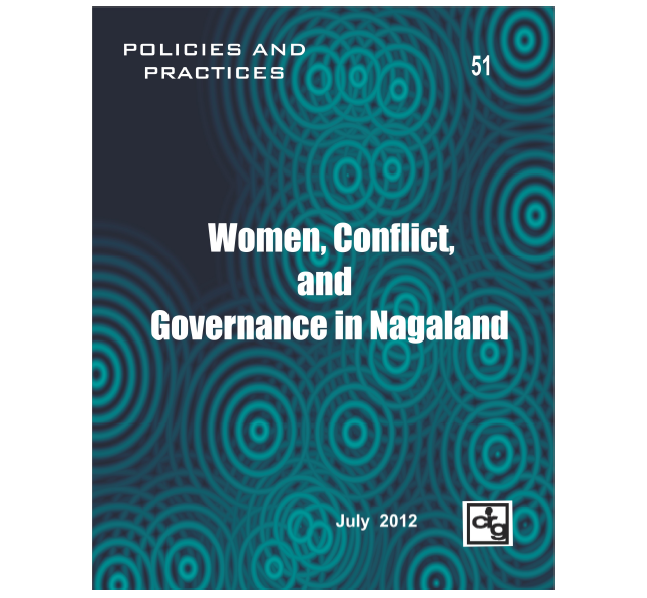Women, Conflict, and Governance in Nagaland