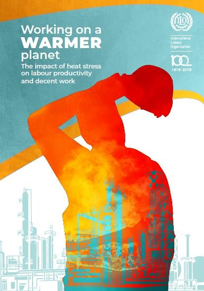 Working on a warmer planet: The impact of heat stress on labour productivity and decent work