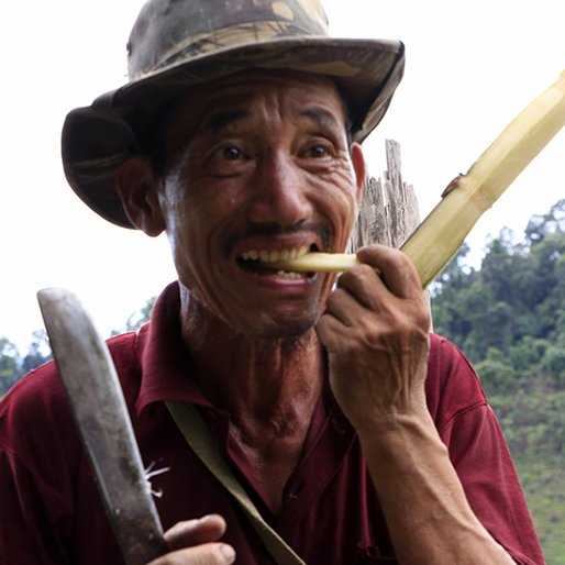 TAD TALA  is a Orange orchard farmer from Kimin, Papum Pare, Arunachal Pradesh