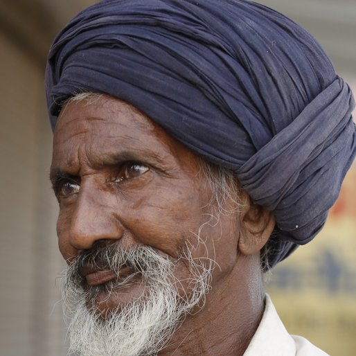 SANT SINGH is a Wooden cart puller; junk dealer from Sawara, Rupnagar, Punjab