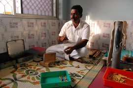 The Seevali makers of Thiruvavaduthurai