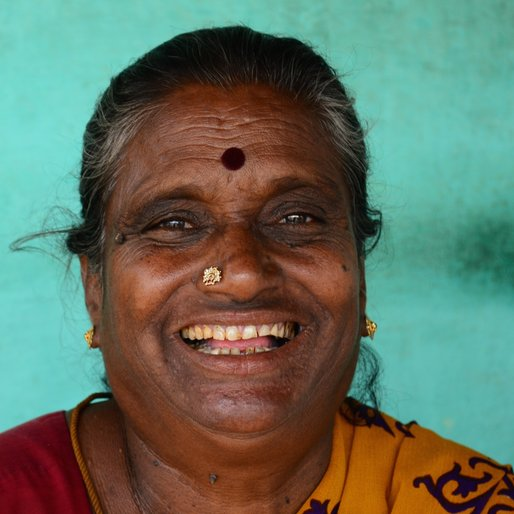 S. AMARAVATHY is a Small farmer from Annanagar, Pasumalai, Madurai, Tamil Nadu