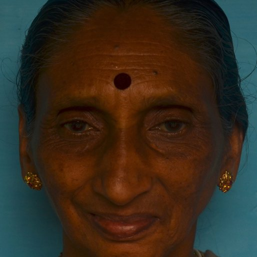 VIJAYA BALLAL is a Domestic worker and part-time agricultural labourer from Bheemanakatte, Thirthahalli, Shimoga, Karnataka