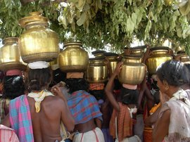 A wedding in Niyamgiri