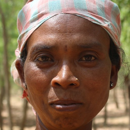 LAKHIHANSDA is a Labourer from Jorkadanga, Bardhaman, West Bengal